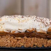 Full Banoffee Pie
